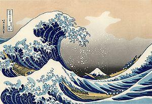Hokusai's The Great Wave