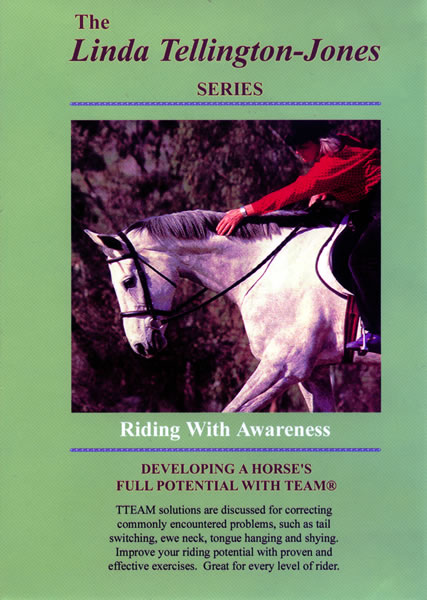 A DVD: Riding With Awareness by Linda Tellington-Jones